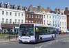First Wessex 44503 - CU08ADO - Weymouth (King's Statue) - 21.6.14