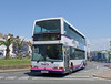 First Wessex 32708 - W708PHT - Weymouth (King's Statue) - 21.6.14