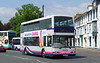 First Wessex 32707 - W707PHT - Weymouth (Commercial Road) - 21.6.14