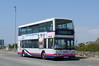 First Wessex 32701 - V701FFB - Portland (Easton Lane) - 21.6.14