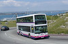 First Wessex 32703 - W703PHT - Portland (New Road) - 21.6.14