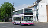 First Wessex 32703 - W703PHT - Weymouth (Commercial Road) - 21.6.14