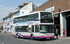 First Wessex 32701 - V701FFB - Weymouth (Commercial Road) - 21.6.14