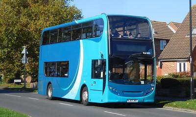 BlueStar 1566 - HJ63JNX - Millbrook (Kendal Avenue)