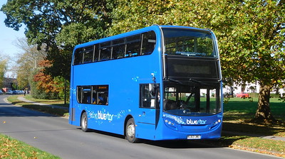 BlueStar 1556 - HJ63JMU - Millbrook (Kendal Avenue)