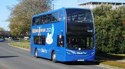 BlueStar 1551 - HJ63JLO - Millbrook (Kendal Avenue)