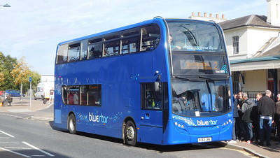 BlueStar 1557 - HJ63JMV - Eastleigh (railway station)