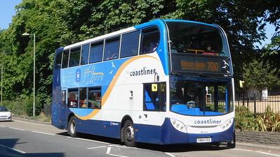 Stagecoach in Portsmouth 15993 - YN64XSX - Havant (Elm Lane)