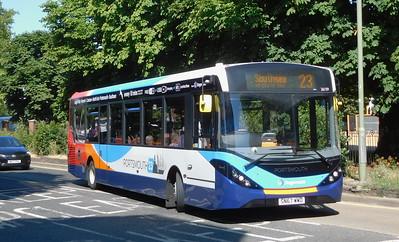 Stagecoach in Portsmouth 26159 - SN67WWD - Havant (Elm Lane)
