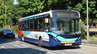 Stagecoach in Portsmouth 26158 - SN67WWC - Havant (Elm Lane)