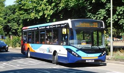 Stagecoach in Portsmouth 26157 - SN67WWB - Havant (Elm Lane)