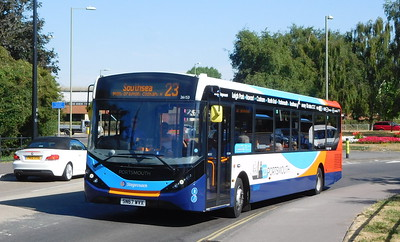Stagecoach in Portsmouth 26153 - SN67WVX - Havant (Park Road North)