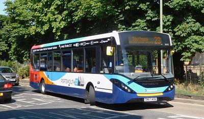 Stagecoach in Portsmouth 26152 - SN67WVW - Havant (Elm Lane)