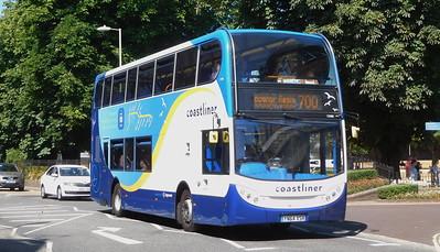 Stagecoach in Portsmouth 15988 - YN64XSR - Havant (Elm Lane)