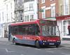 Wilts & Dorset  2662 - V662DFX - Lymington (town centre) - 15.2.12