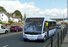 First Solent 53609 - YJ14BKO - Fareham (A32 Gosport Road) - 22.8.14
