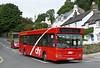 Plymouth Citybus 73 - WA54JVW - Polperro (Crumplehorn)