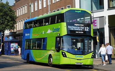 Brighton & Hove 944 - BX15ONW - Eastbourne (Terminus Road)
