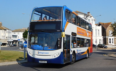 Stagecoach East Kent 15504 - GN09BCZ - Eastbourne (Terminus Road)