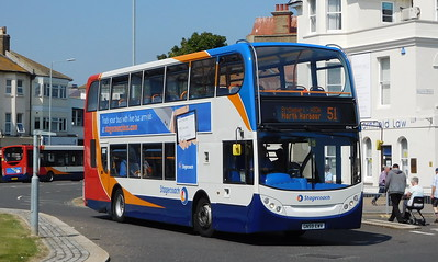 Stagecoach East Kent 15546 - GN59EWV - Eastbourne (Memorial Roundabout)