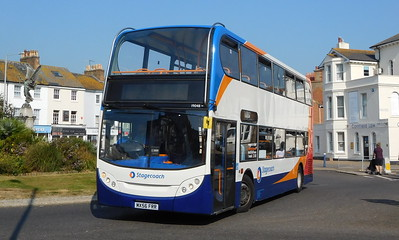 Stagecoach East Kent 19048 - MX56FRR - Eastbourne (Memorial Roundabout)