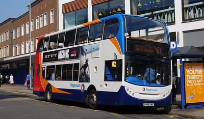Stagecoach East Kent 15545 - GN59EWU - Eastbourne (Terminus Road)