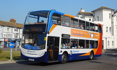 Stagecoach East Kent 15506 - GN09BDF - Eastbourne (Memorial Roundabout)