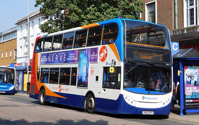 Stagecoach East Kent 19653 - SP60DPV - Eastbourne (Terminus Road)