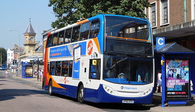 Stagecoach East Kent 19649 - SP60DTK - Eastbourne (Terminus Road)