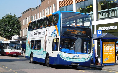 Stagecoach East Kent 15776 - GN61EWA - Eastbourne (Terminus Road)