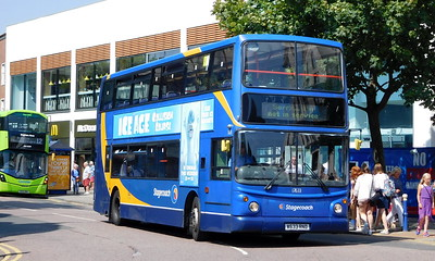 Stagecoach East Kent 17633 - W633RND - Eastbourne (Terminus Road)