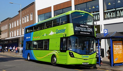 Brighton & Hove 930 - BX15ONG - Eastbourne (Terminus Road)