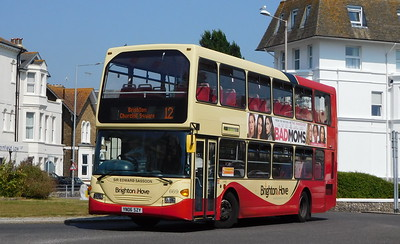 Brighton & Hove 669 - YN06SZY - Eastbourne (Memorial Roundabout)