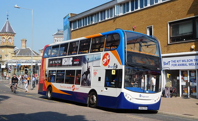 Stagecoach East Kent 19650 - SP60DTN - Eastbourne (Terminus Road)