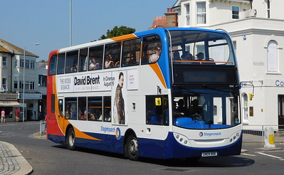 Stagecoach East Kent 15505 - GN09BDE - Eastbourne (Memorial Roundabout)