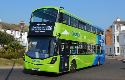 Brighton & Hove 925 - BX15OMY - Eastbourne (Memorial Roundabout)