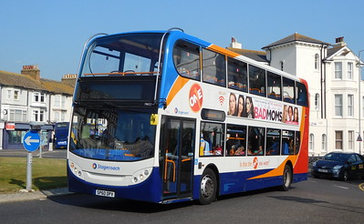 Stagecoach East Kent 19653 - SP60DPV - Eastbourne (Memorial Roundabout)