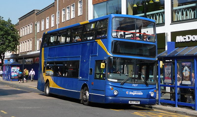 Stagecoach East Kent 17637 - W637RND - Eastbourne (Terminus Road)