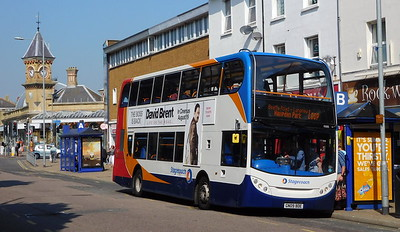 Stagecoach East Kent 15505 - GN09BDE - Eastbourne (Terminus Road)