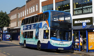 Stagecoach East Kent 15773 - GN61EVW - Eastbourne (Terminus Road)