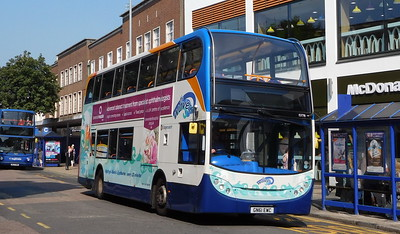 Stagecoach East Kent 15778 - GN61EWC - Eastbourne (Terminus Road)