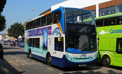 Stagecoach East Kent 15777 - GN61EWB - Eastbourne (Terminus Road)