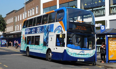 Stagecoach East Kent 15775 - GN61EVY - Eastbourne (Terminus Road)