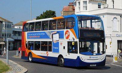 Stagecoach East Kent 19651 - SP60DPO - Eastbourne (Memorial Roundabout)