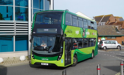 Southern Vectis 1666 - HW67AKF - Newport (bus station)