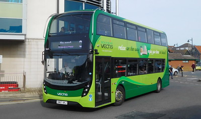 Southern Vectis 1668 - HW67AKJ - Newport (bus station)