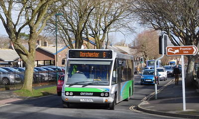 NORDCAT YJ58PGX - Dorchester (Weymouth Avenue)