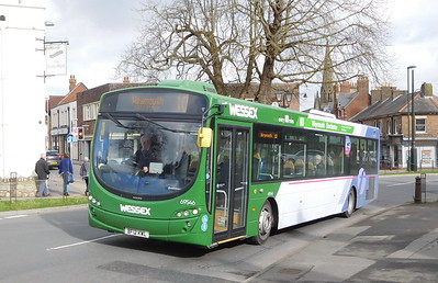 First Wessex 69546 - BF12KWL - Dorchester (Weymouth Avenue)