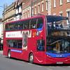 GSC Salisbury Reds 1545 - HJ63JKO - Salisbury (Blue Boar Row)