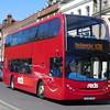 GSC Salisbury Reds 1506 - HF59FAU - Salisbury (Blue Boar Row)